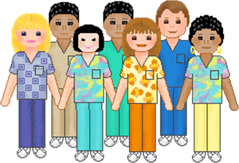 Nursing Staff Clipart - Clipart Kid