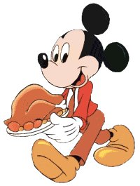 Thanksgiving Mickey Mouse Hd Wallpaper Pictures