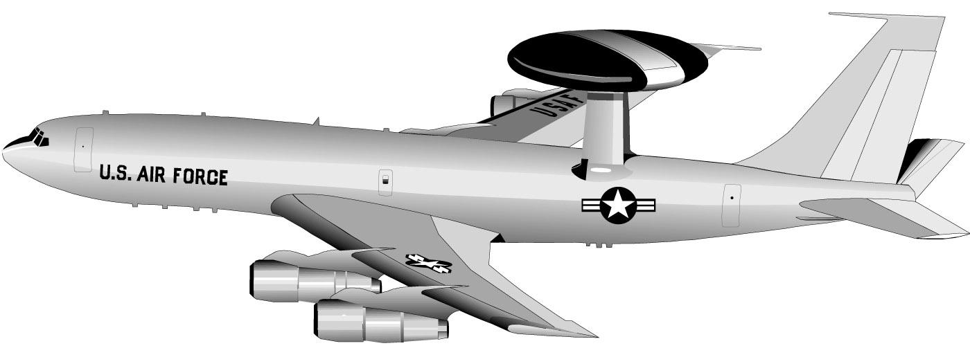 Air Force Plane Clipart - Clipart Kid