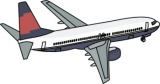Aircraft Clipart Illustrations
