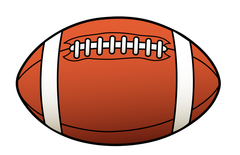 American Football Clipart Eps