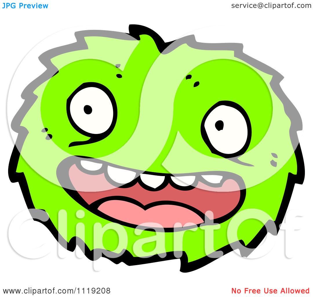 Germ Cartoon Clipart - Clipart Kid