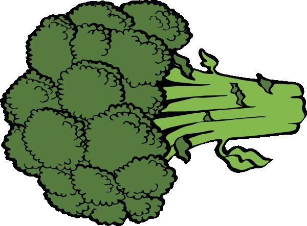 Broccoli Clip Art