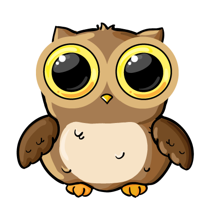 Cute Halloween Owl Clipart - Clipart Kid