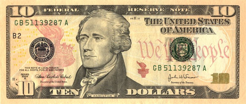 rag paper for money