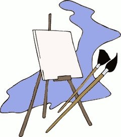 Painting Clipart