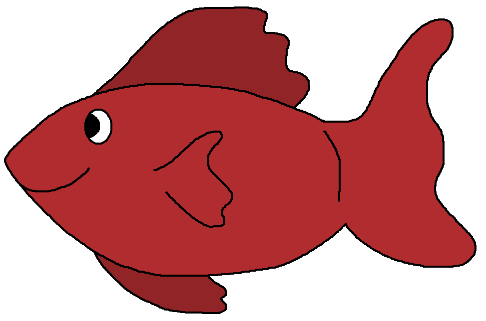 Red Fish Clip Art   Clipart Best