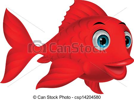 Red Fish Clipart   Clipart Panda   Free Clipart Images