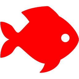 Red Fish Icon   Free Red Fish Icons