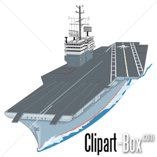 Related Aircraft Carrier Cliparts