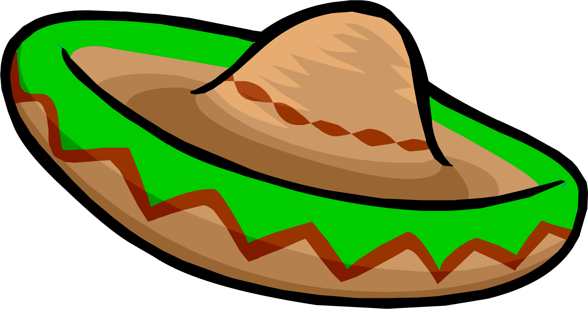 Animated Sombrero Clip Art sombrero clipart - clipart kid