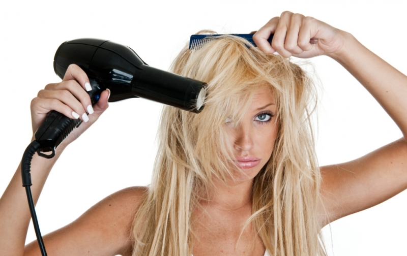 how to fix unhealthy hair