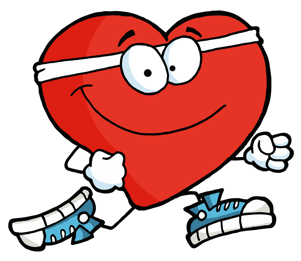 10 Healthy Heart Clipart Free Cliparts That You Can Download To You
