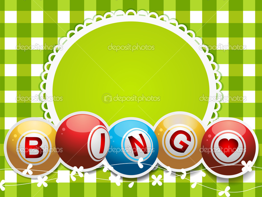 Bingo Border Clipart