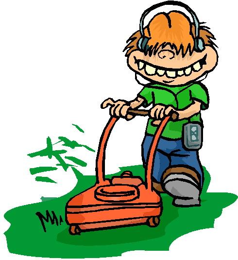 Clip Art Garden Gardening Clip Art