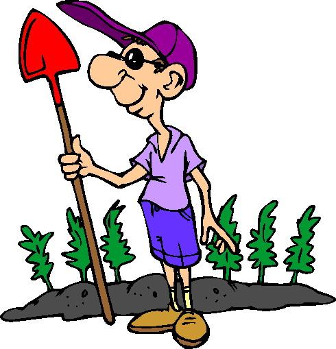 Clip Art   Gardening