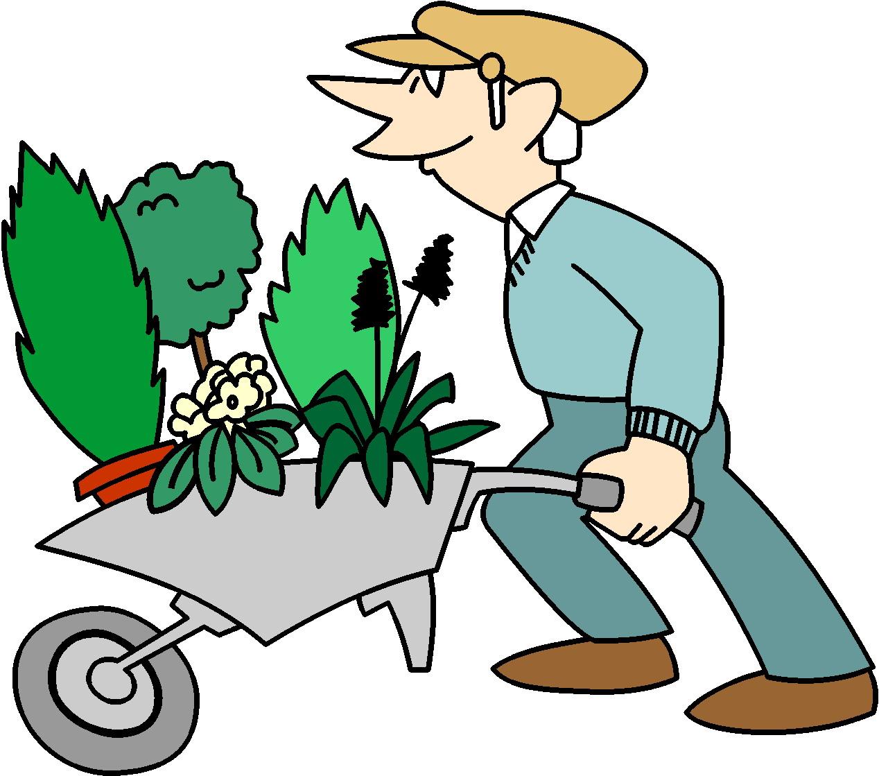 Clip Art   Gardening Clip Art