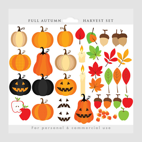Fall Clipart Harvest Clip Art Autumn By Winchesterlambourne