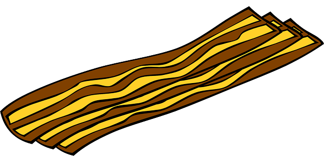 Free Strips Of Bacon Clip Art