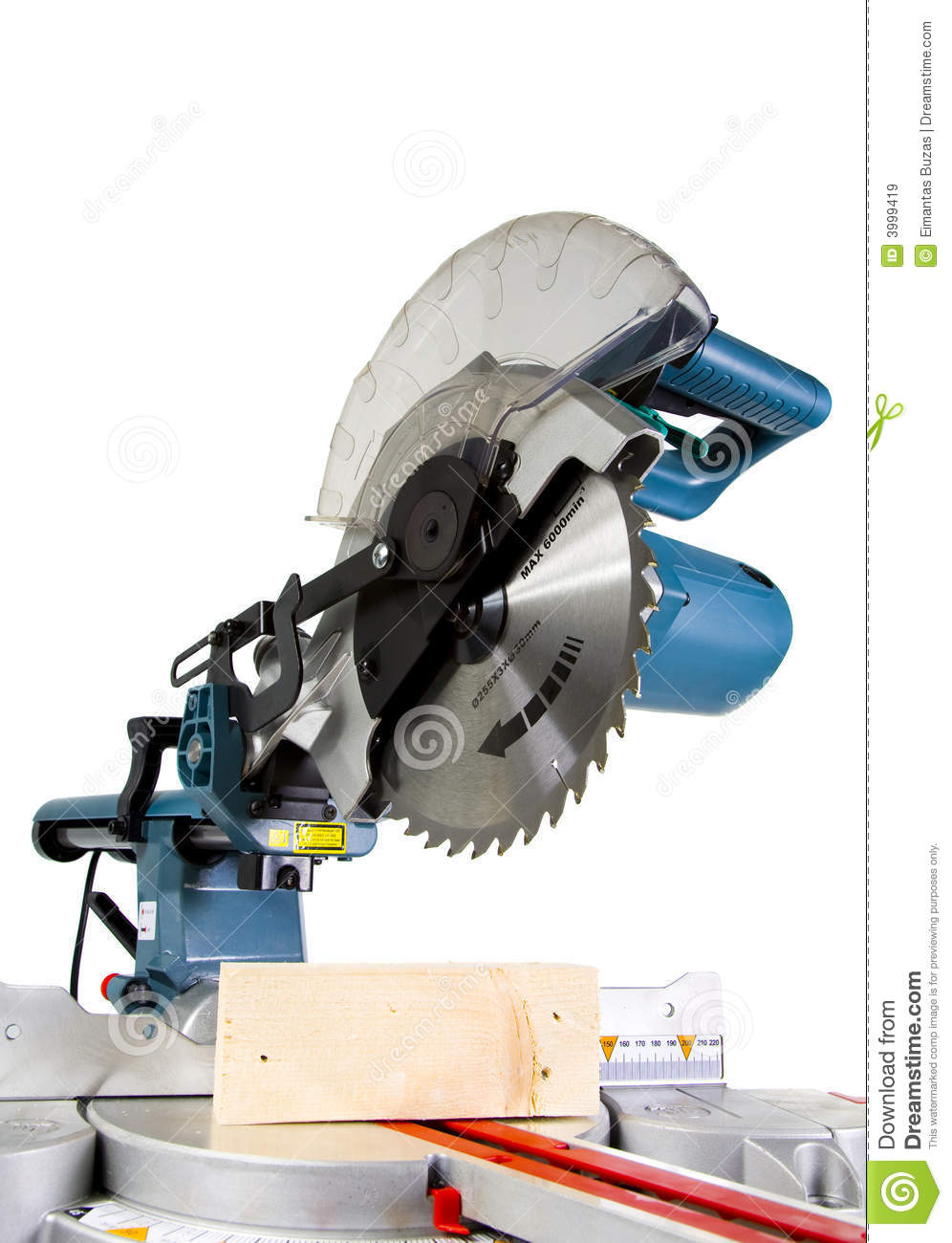 Mitre Saw Royalty Free Stock Images   Image  3999419
