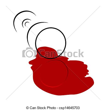 Pics Photos   Wine Glass Spilling Clip Art Royalty Free Wine Glass