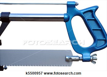 Picture   Grip Of Miter Saw  Fotosearch   Search Stock Photography