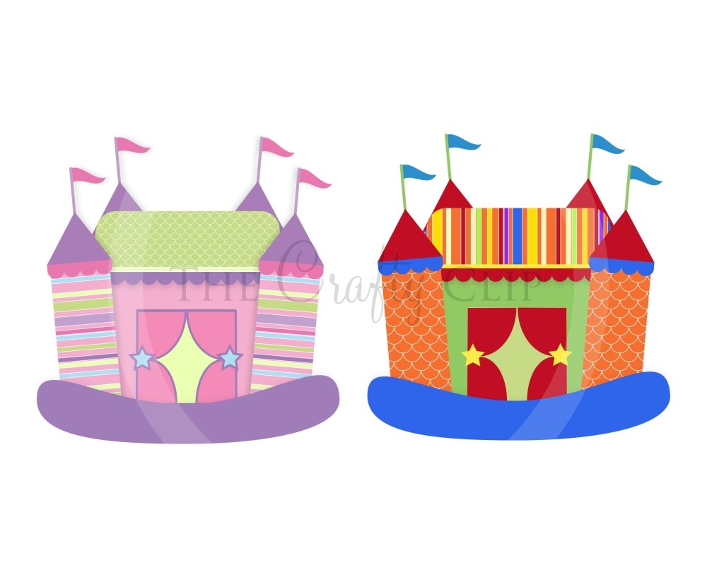 Clip Art Bounce House Clip Art bouncy slide clipart kid pink bounce house clip art viewing gallery