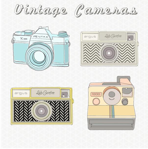 Clip Art Vintage Camera Clip Art old camera clipart kid vintage images clip art