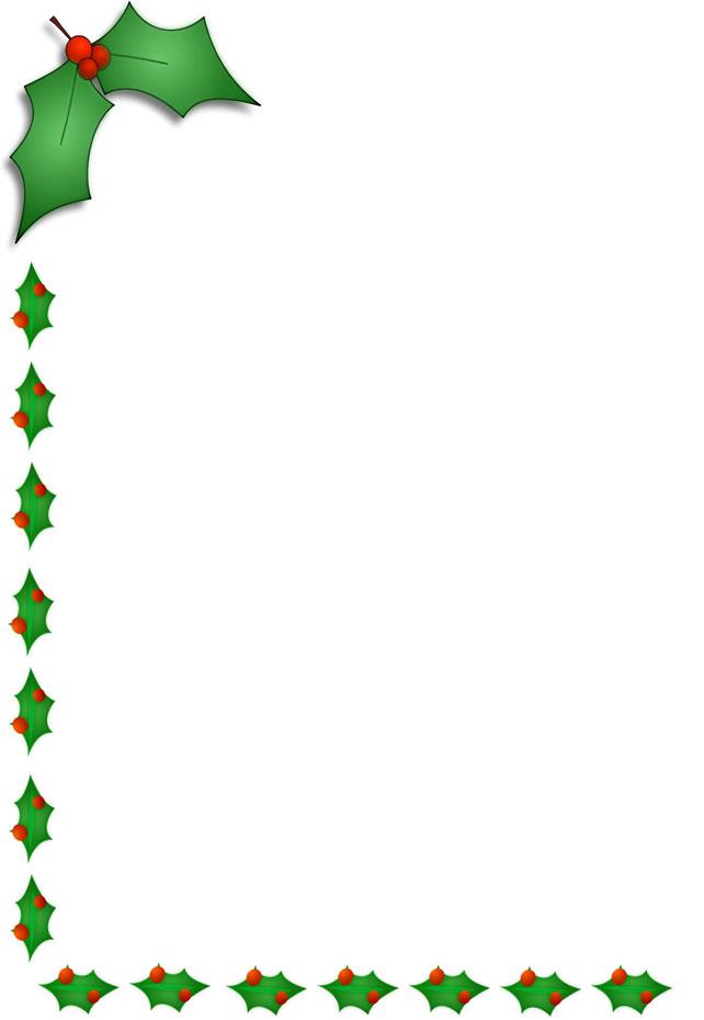 Christmas Menu Clipart - Clipart Kid