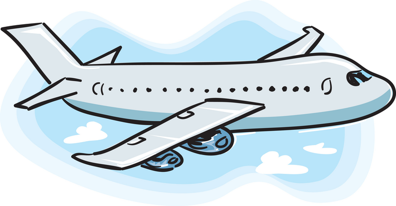Airplane Clip Art Free Jpg
