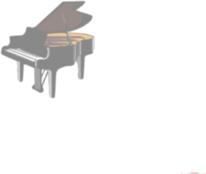 Blurred Grand Piano Clip Art At Clker Com   Vector Clip Art Online