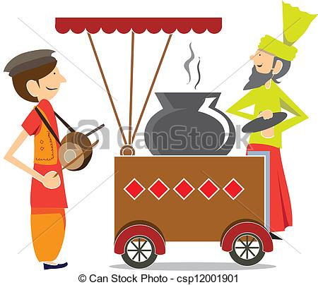 Food Cart Clipart - Clipart Suggest
