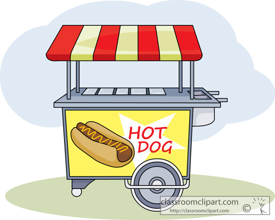 Download Hot Dog Cart Stand