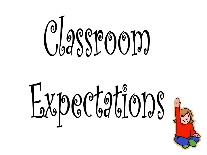 Kinder Garden: College Expectations Clipart