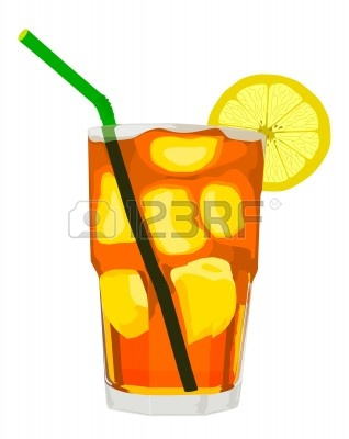Iced Tea Clipart 3770169 Iced Tea Vector Jpg