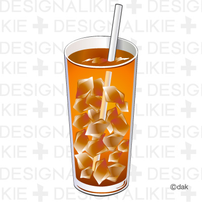 Iced Tea Clipart Ice Tea Clipart