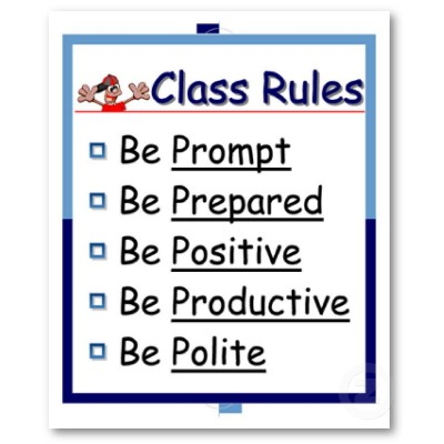 Of The Governess World  Chart   Expectations  Alternative To Rules