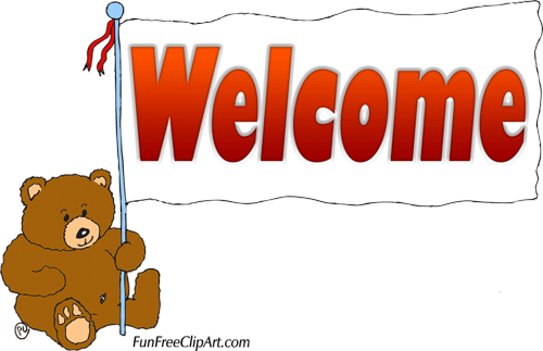 Welcome Signs Clipart - Clipart Kid