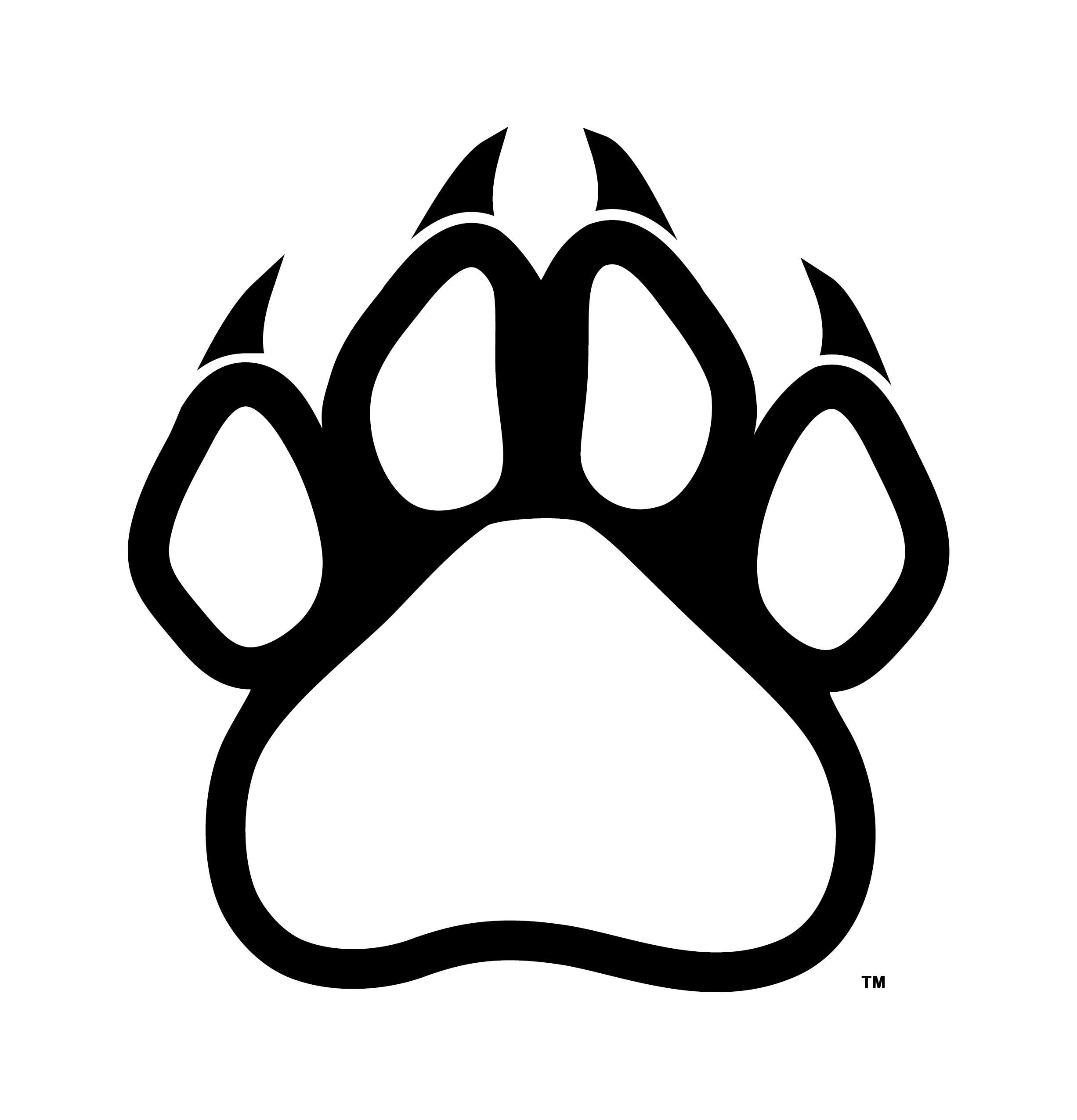 37 Panther Paw Prints Free Cliparts That You Can Download To You