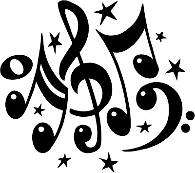 Free Clipart Music Notes 020511  Vector Clip Art   Free Clipart