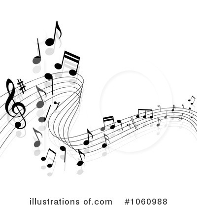 Free  Rf  Music Clipart Illustration  1060988 By Seamartini Graphics