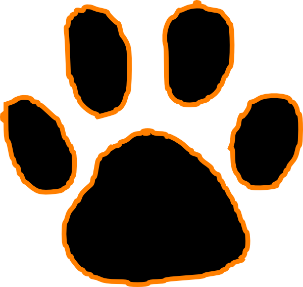 Image result for tiger paw print