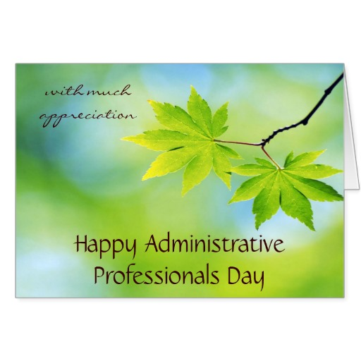 Administrative Professionals Day Clip Art Appreciation For