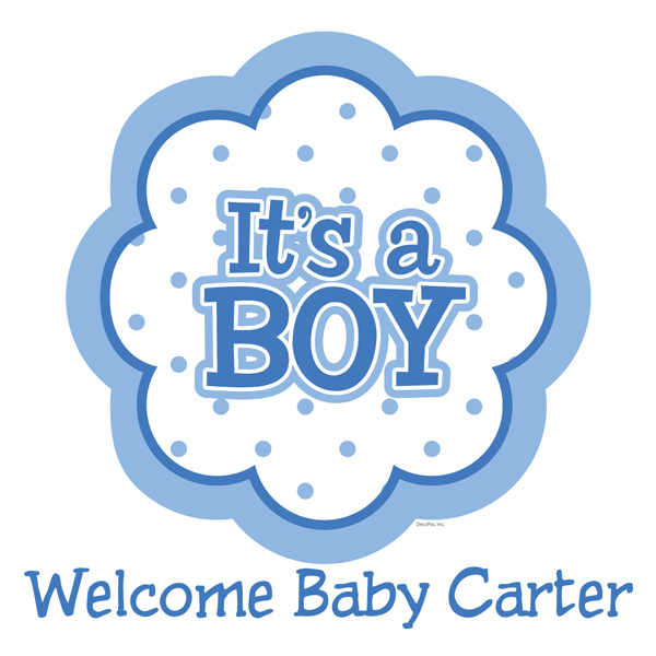 its a boy clipart clipart suggest