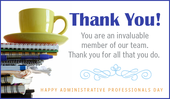 Back Gt Gallery For Gt Happy Administrative Professionals Day Clip Art