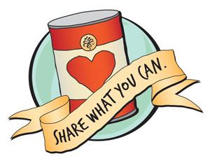 Canned Food Drive Clip Art   Clipart Best