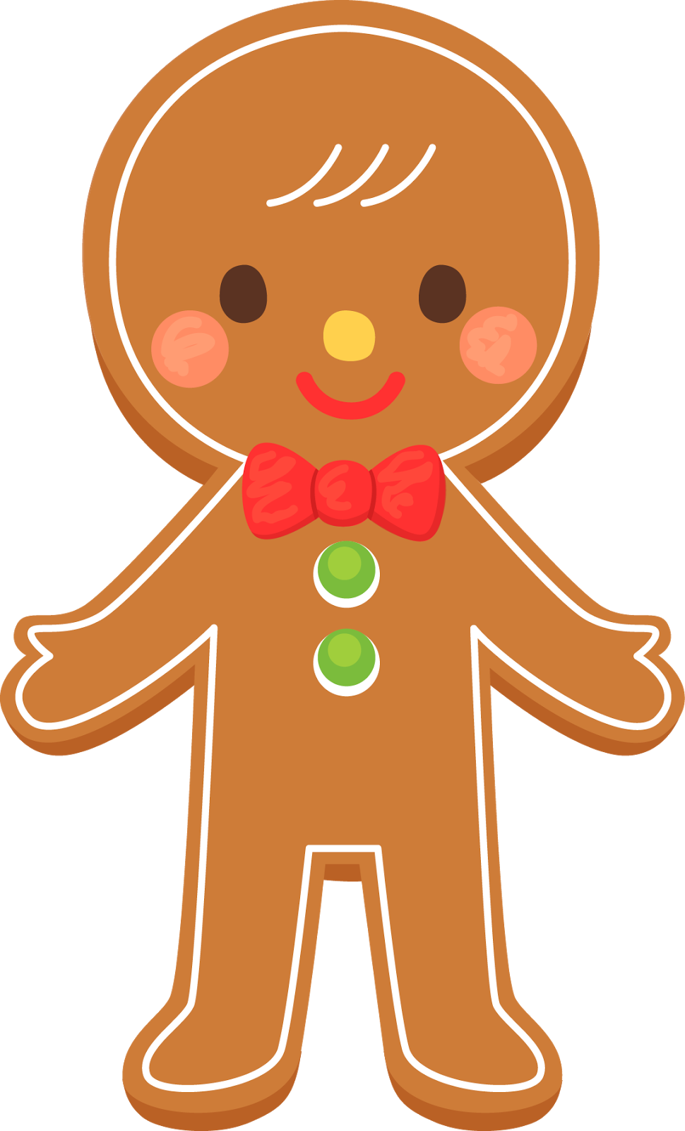 Gingerbread Clip Art Images   Pictures   Becuo