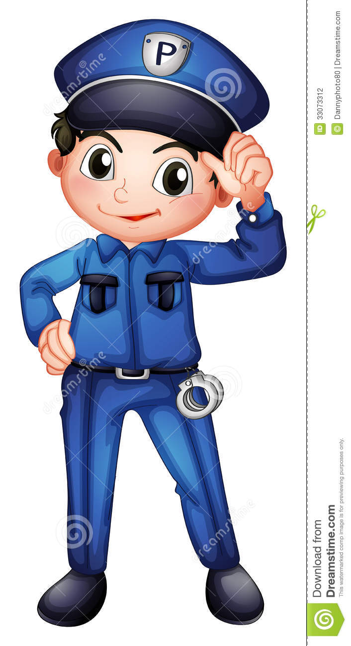 Police Uniform Clipart - Clipart Suggest