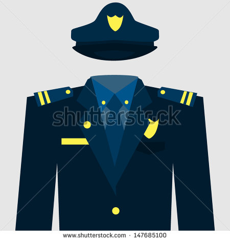 Police Officer Uniform Clipart Policeman Uniform   Stock