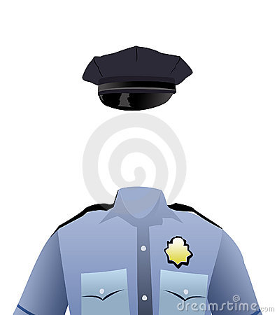 Policeman Uniform Clipart - Clipart Suggest